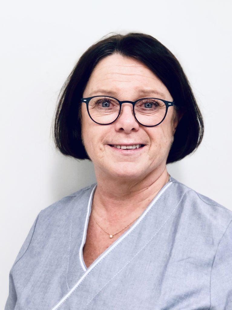 Tandsköterska Yvonne Börjesson